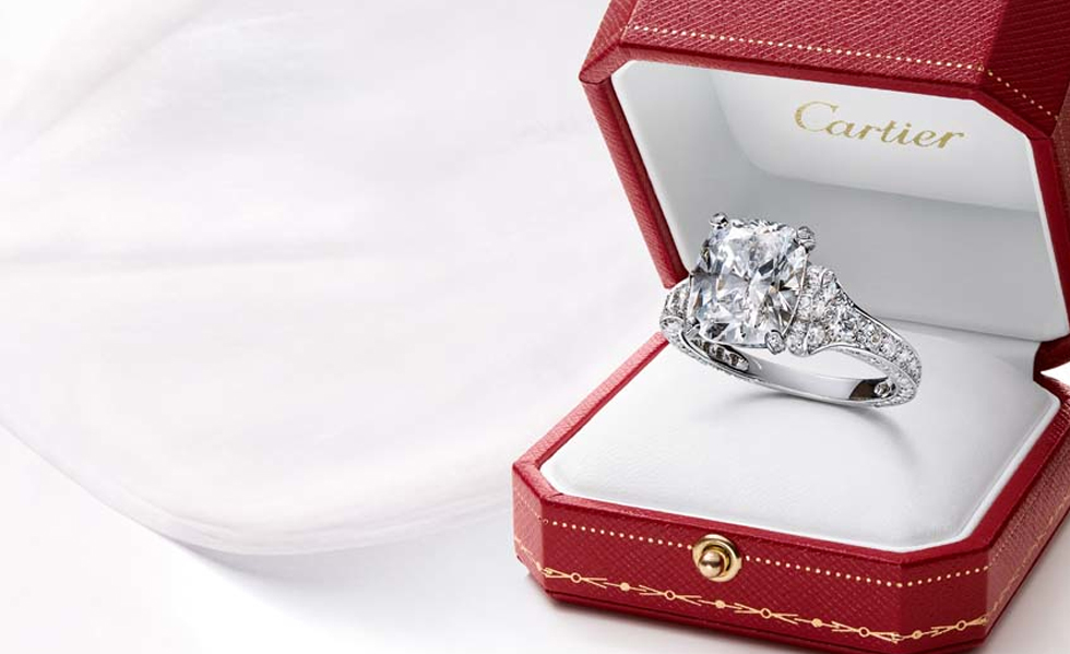 The classy choice it is impossible to overdo luxury for Cute engagement ring boxes
